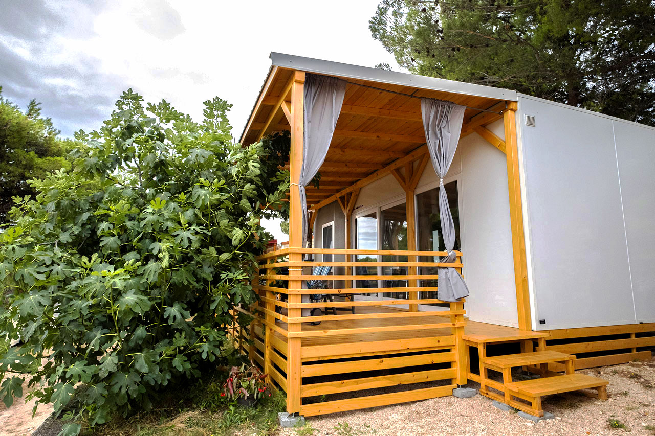 KS Holiday Suite mobile house, Jezera, Murter, Dalmatia, Croatia