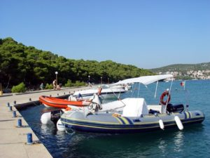 Jezera Village - Marina, Scuba Diving, Windsurfing